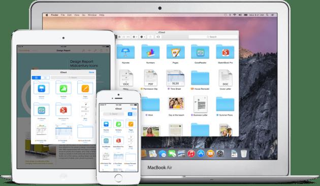 Как использовать iCloud Drive