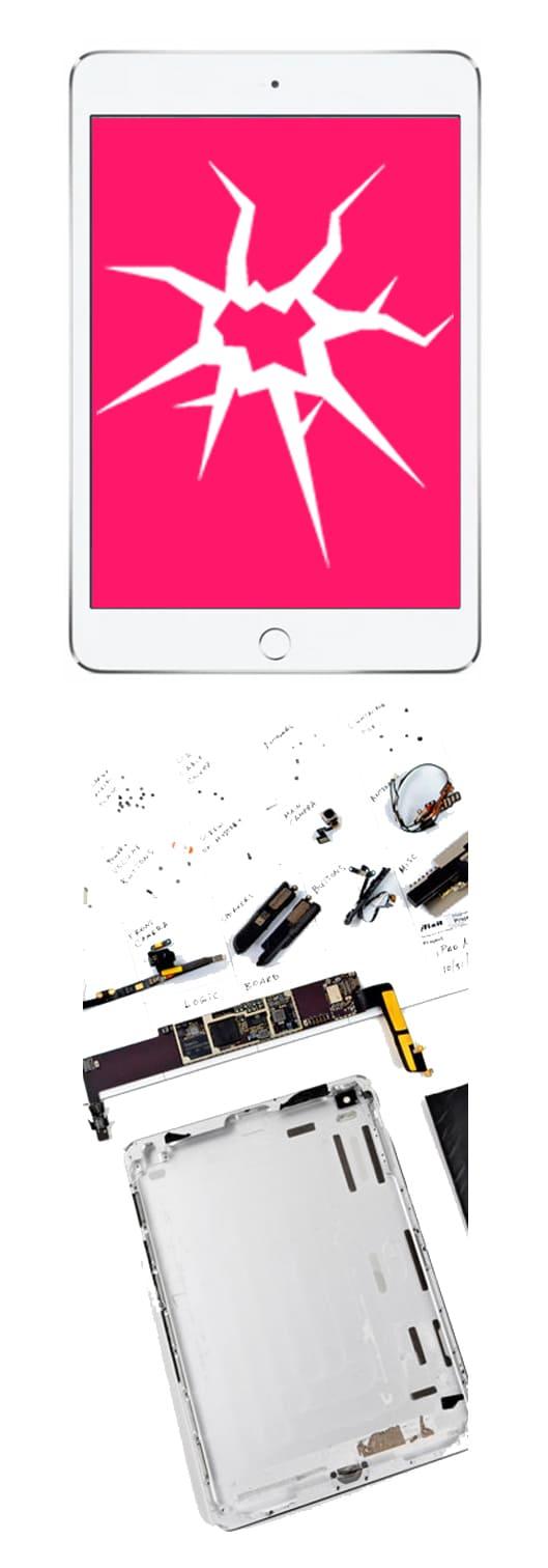 Замена стекла на iPad mini 2,3,4 в Нижнем Новгороде