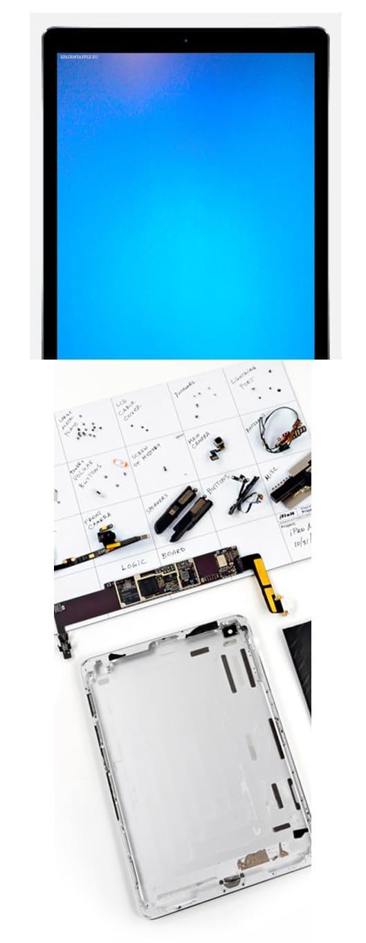 Ремонт iPad Pro 9.7 в Нижнем Новгороде