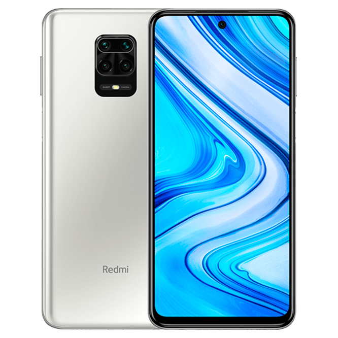 Xiaomi Redmi Note 9S 6/128GB Белый (EU, Global Version) картинка 1