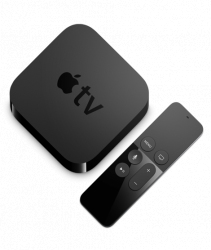 Медиаплеер Apple TV Gen 4K HDR 64Gb