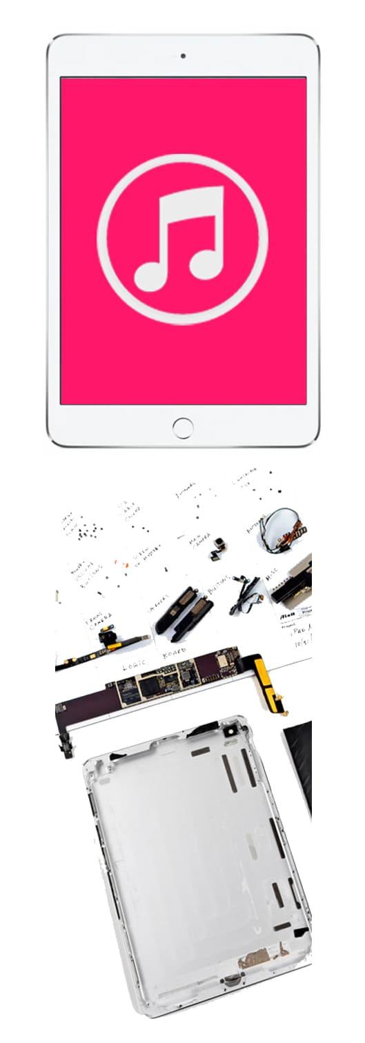 Подключение iPad к iTunes в Нижнем Новгороде