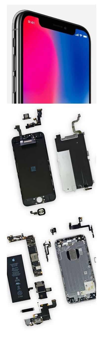 ремонт iPhone X, 10 в Нижнем Новгороде