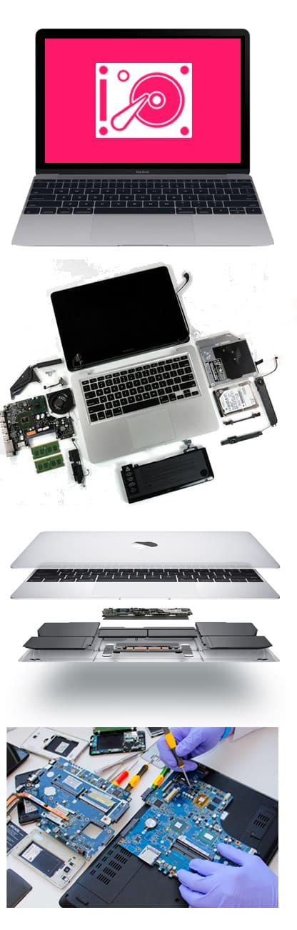 Замена жесткого диска Mac, MacBook, iMac в Нижнем Новгороде
