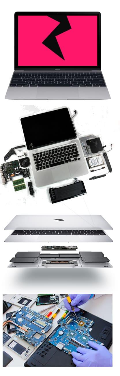 Замена корпуса Mac, MacBook, iMac в Нижнем Новгороде