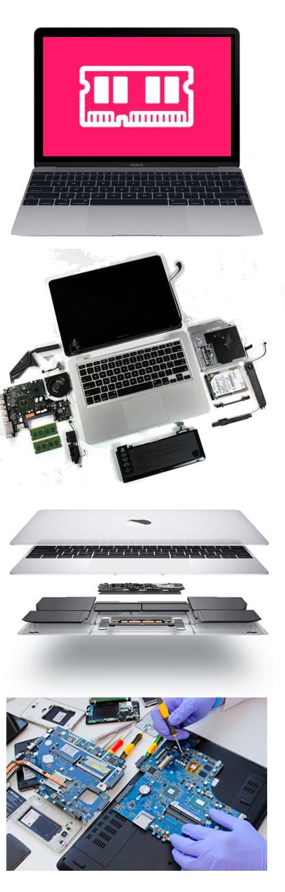 Замена оперативной памяти Mac, MacBook, iMac в Нижнем Новгороде
