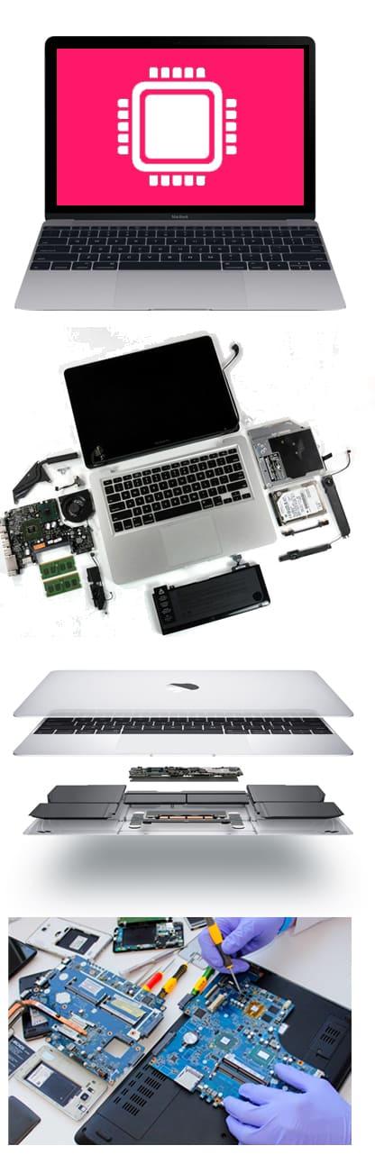 Замена процессора Mac, MacBook, iMac в Нижнем Новгороде