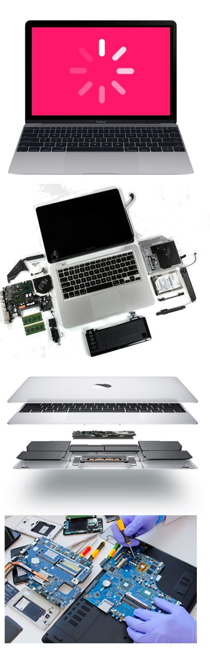 Завис Mac, MacBook, iMac в Нижнем Новгороде