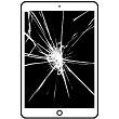 Ремонт и замена сенсорного стекла iPad